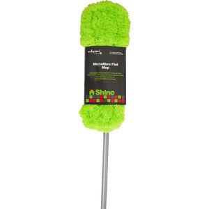 Extending Microfibre Feather Flat Mop