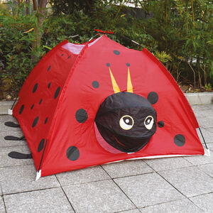 Ladybird Kids Play Tent