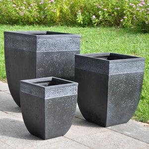 Aztec Fibre Clay Plant Pot Medium