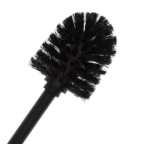 Toilet Brush & Holder Black