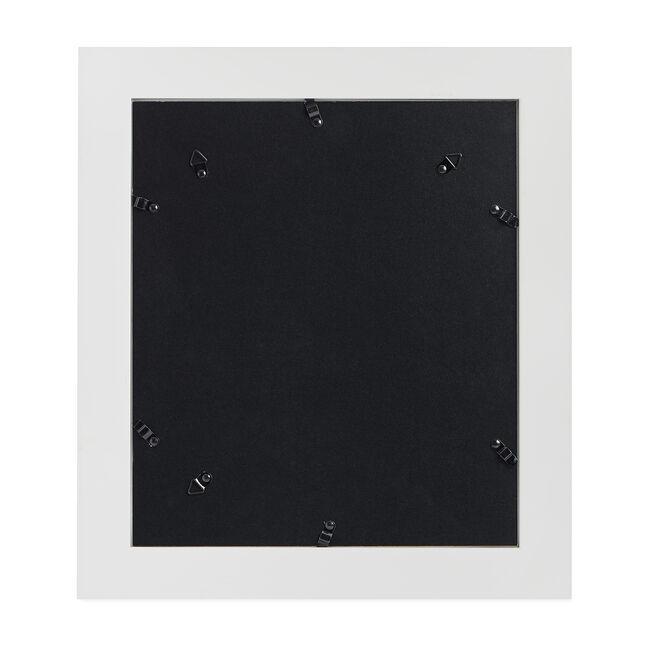 "Lyon Photo Frame 6x8"" - White"
