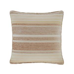 Conor Geo Stripe Gold Cushion 45cm x 45cm