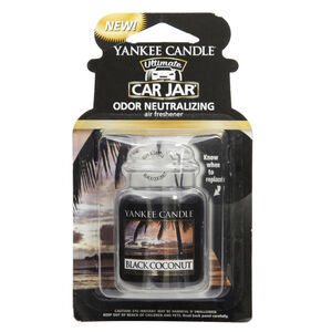 Yankee Candle Black Coconut Car Jar