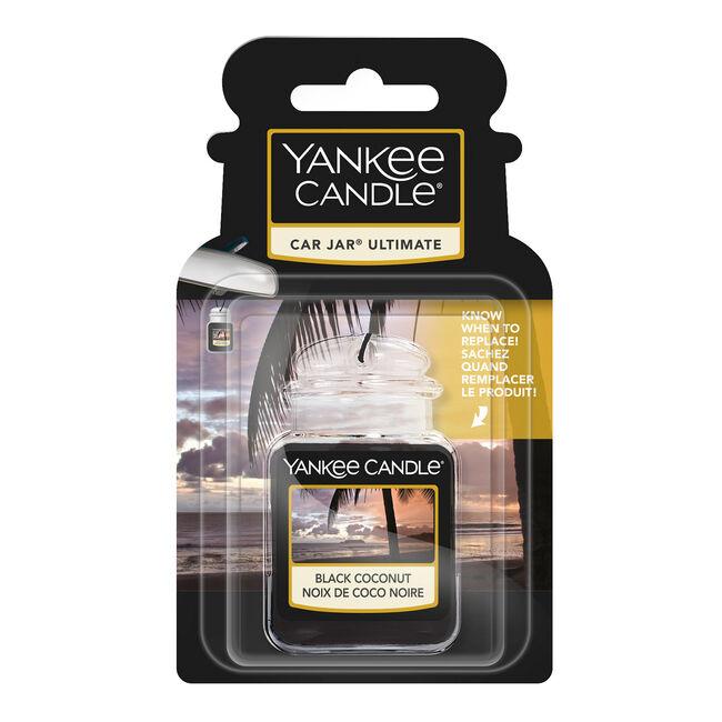 Yankee Candle Black Coconut Car Jar