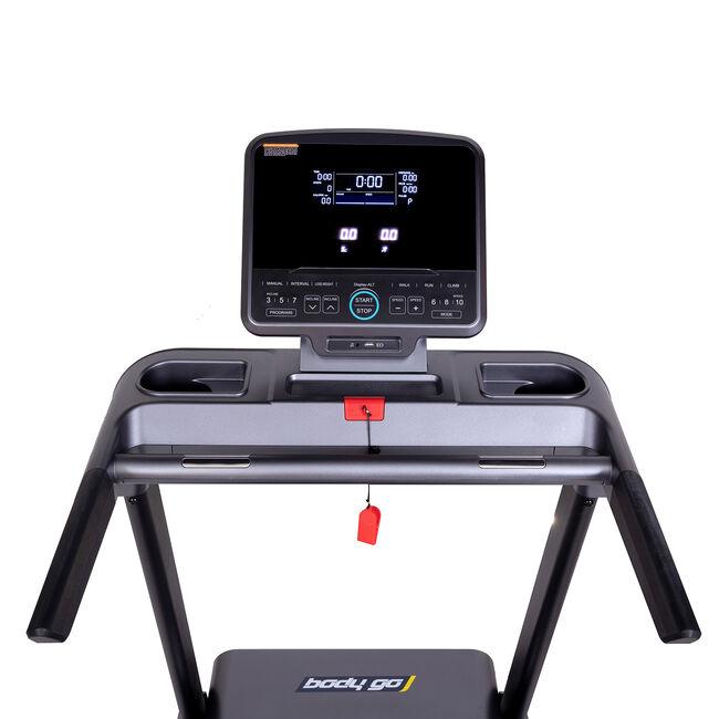 Body Go Fitness Deluxe Motorised Treadmill