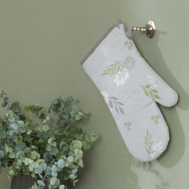 Botanic Love Single Oven Glove