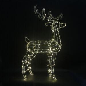 3D Large Lightup Reindeer