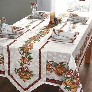 BELLS 160x183cm Table Cloth