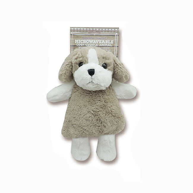 Jelly Dog Microwavable Cosy Cuddle Animal