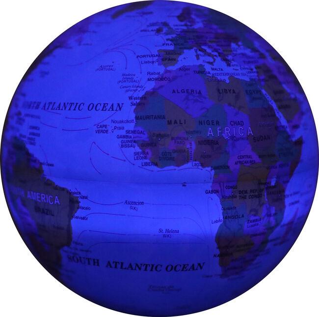Magic Revolving Globe 13cm