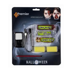 Halloween Zip Effect Make-Up Set