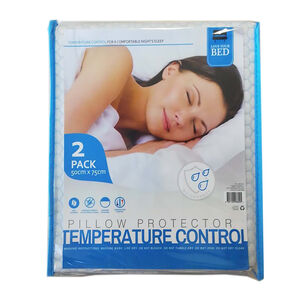 Temp Control Waterproof Pillow Protector