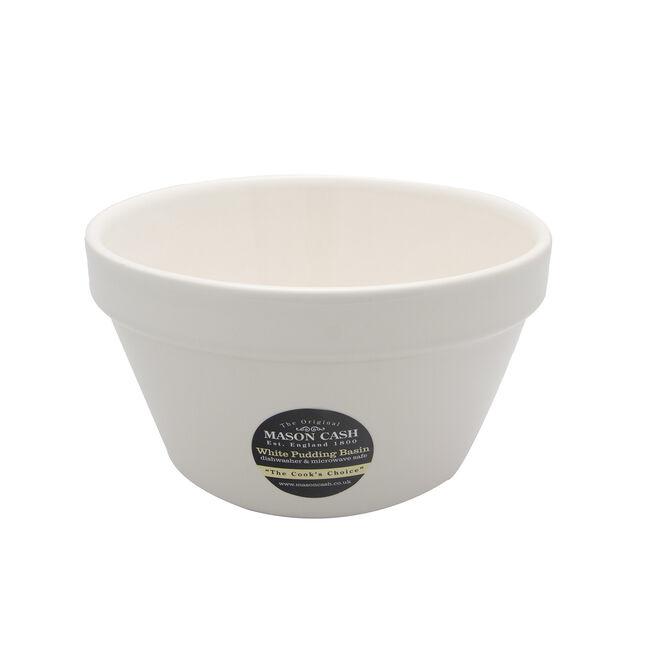 Mason Cash White Pudding Basin