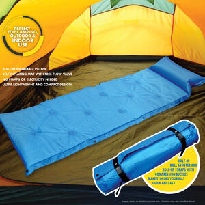 Redwood Inflatable Camping Mat