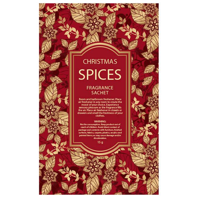 Christmas Spices Fragrance Sachet