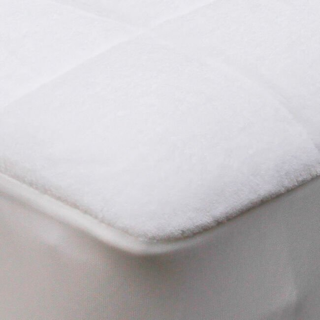 PLUSH FLEECE SINGLE Mattress Protector
