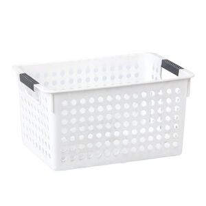 Connect Storage Basket White 6L