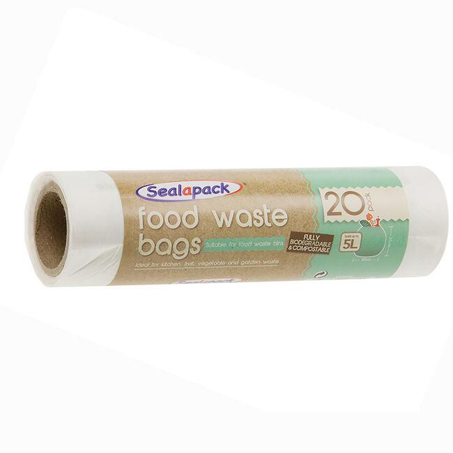 Sealpack Food Waste 20 Bags