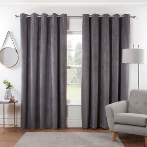 DIAMOND GREY 66X54 Curtain