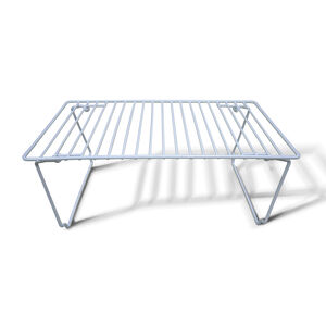 White Stackable Shelf