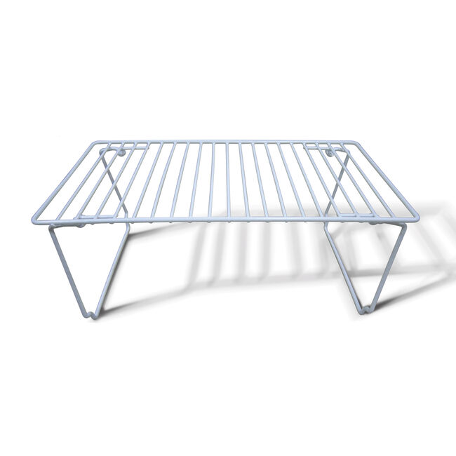 White Stackable Shelf