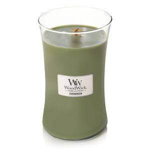 Woodwick Evergreen Large Jar