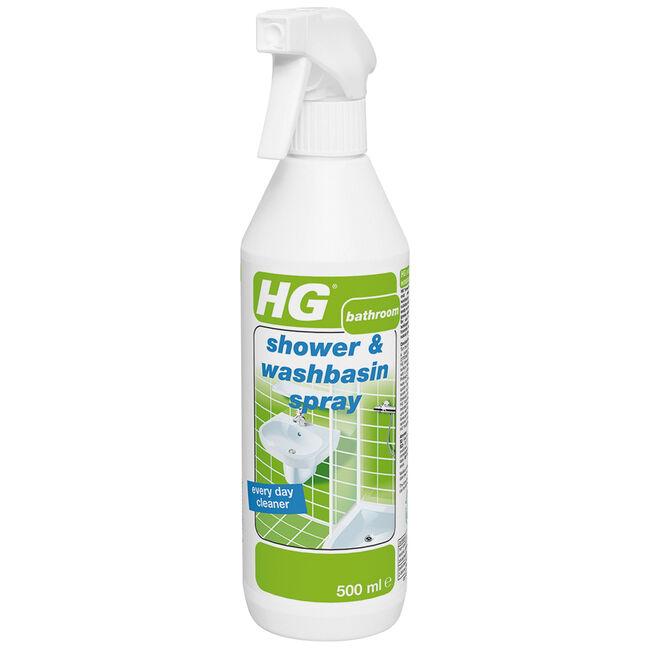 HG Shower and Washbin Spray Spray 500ml