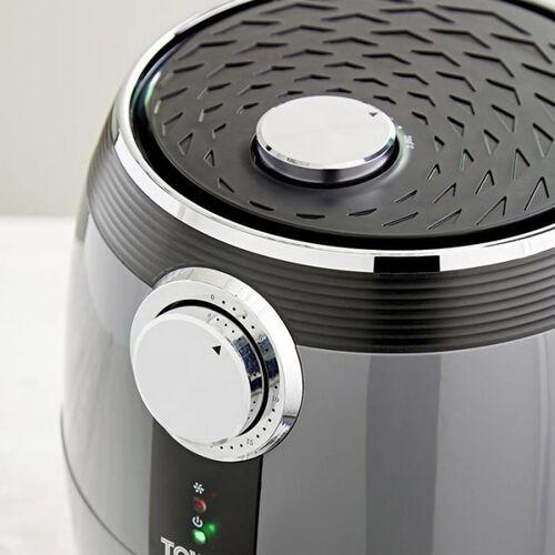 Tower Vortx Grey 1500W 4.5L Air Fryer