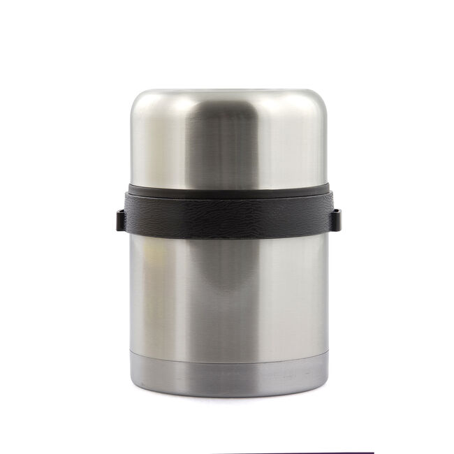 Soup Pot & Spoon Stainless Steel