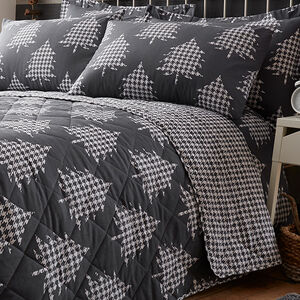 Brushed Cotton Trees Bedspread