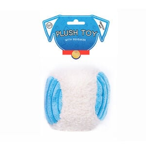 Stretchy Plush Dog Toy With Squeaker