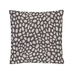 Pebbles Grey Cushion 45cm x 45cm