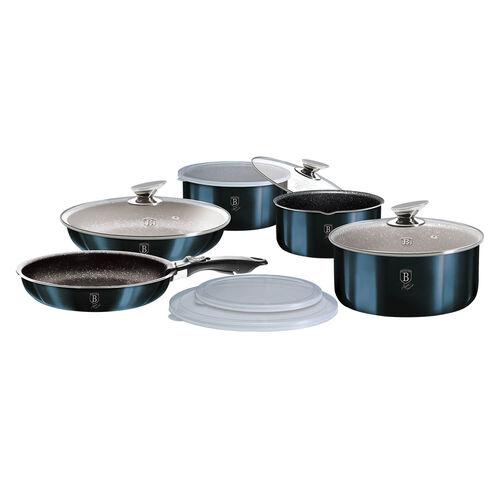 Berlinger Haus Aquamarine 5 Piece Cookware Set