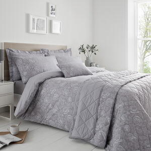 SINGLE DUVET COVER Roisin Grey