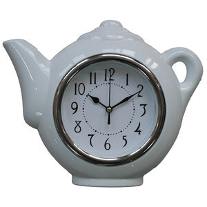 Tea Pot Wall Clock