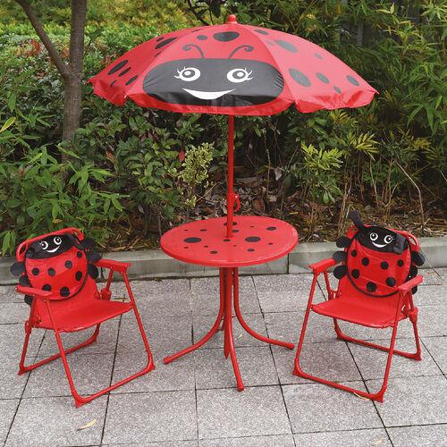 Ladybird Kids Patio Set 4pc