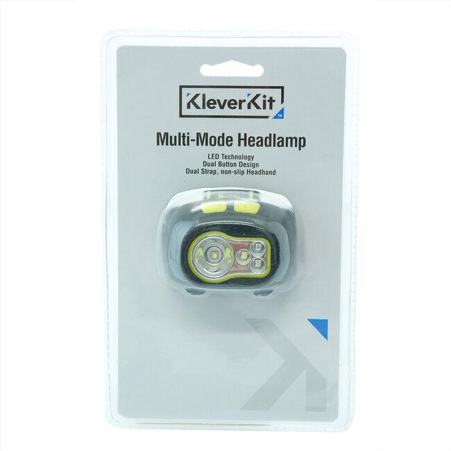 Kleverkit Multi-Mode Headlamp