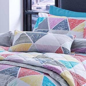 Triangle Sketch Multi Cushion 30cm x 50cm