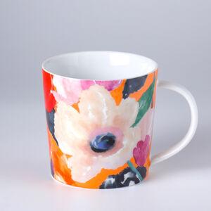 Atelier 75 Orange Flower Mug