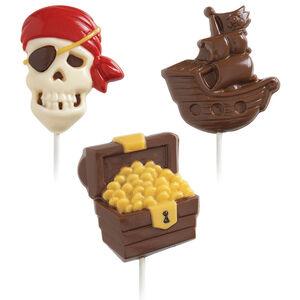 Wilton Pirate Lollipop Mould Large