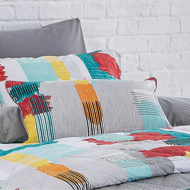 True Linear Cushion Multi 30cm x 50cm