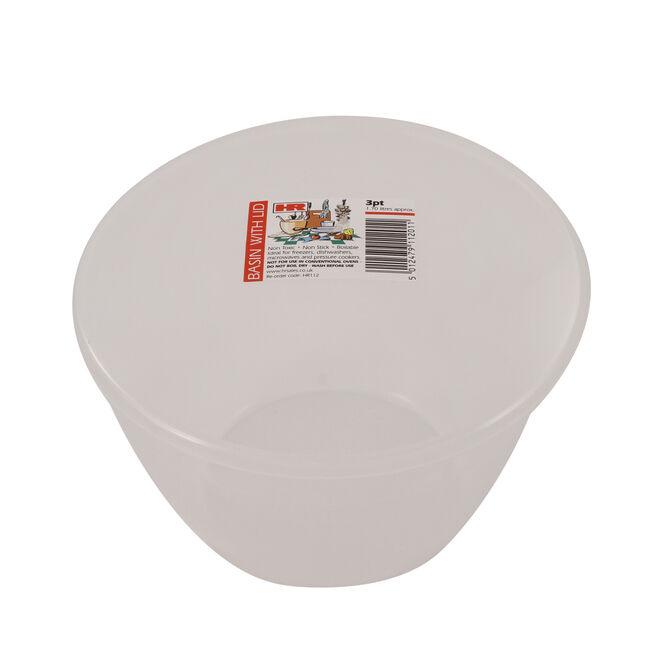 Pudding Bowl 3lb