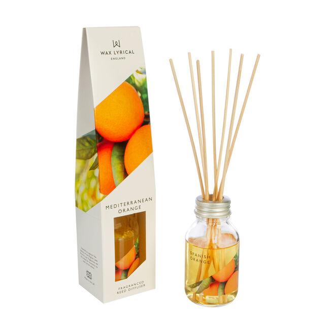 Wax Lyrical Mediterranean Orange Reed Diffuser