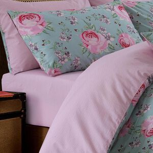 Rose Blossom Fitted Sheet