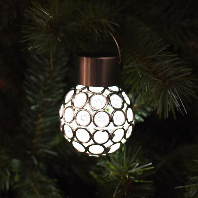 Jewel Hanging Solar Light