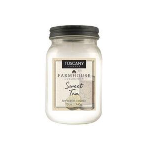 Tuscany Farmhouse 12oz Candle Sweet Tea