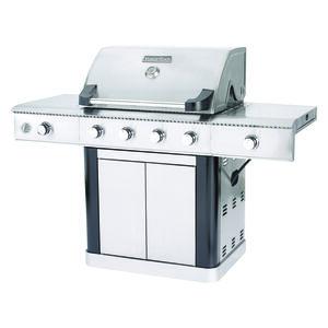 Master Cook Platinum 600 6 Burner BBQ