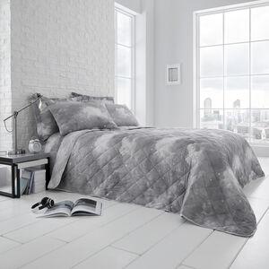 Benji Bedspread 200x220cm - Grey