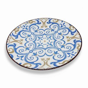 Fiesta Demure Dinner Plate