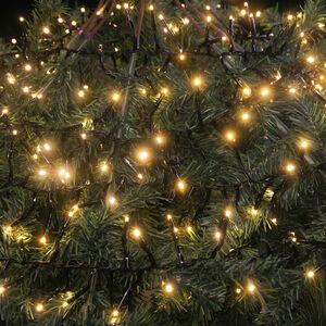 500 Warm White LED Cluster Lights